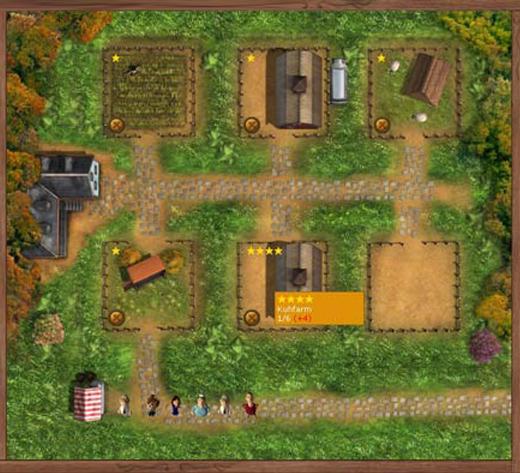 Online Spiel Farm